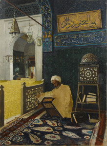 Osman_Hamdi_Bey_-_Kur'an_Tilaveti_,_Reciting_the_Quran_-_Google_Art_Project