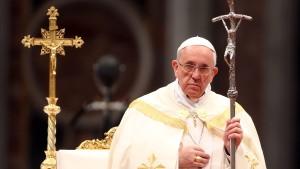 Pope Francis Venezuela