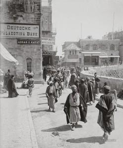 Jerusalem-Palestine-1900-1920