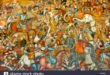fresco-battle-battle-of-nadir-shah-in-the-battle-of-karnal-1739-on-F6R9EB