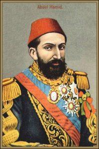 Abdul-Hamid II Sultan of Turkey