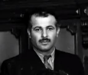 Seyd kerim Ayyubi Leningrad 1959