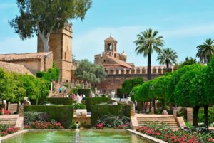 Gardens-Alcazar-Reyes-Cristianos-Cordoba-s104669864-Nito-Shutterstock
