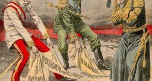 الاستثمارات-الأجنبية-في-الدولة-العثمانية-سبيل-لنهب-الثروات
